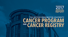 cancer registry annual report cover 2017