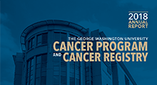 2018 cancer registry report cover