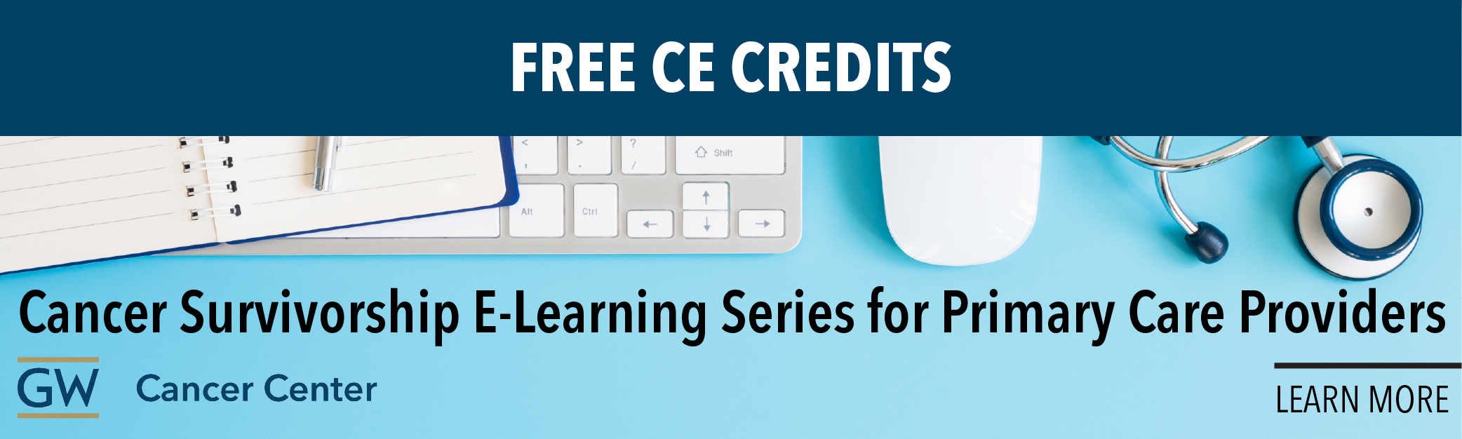 Free CE Credits: The Cancer Survivorship E-Learning Series - Learn more: http://bit.ly/PCPE-Learning