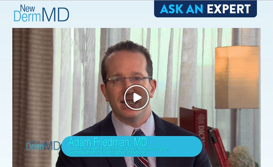 New Derm MD - Ask an Expert Video thumbnail