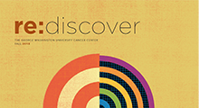 re:discovery magazine cover