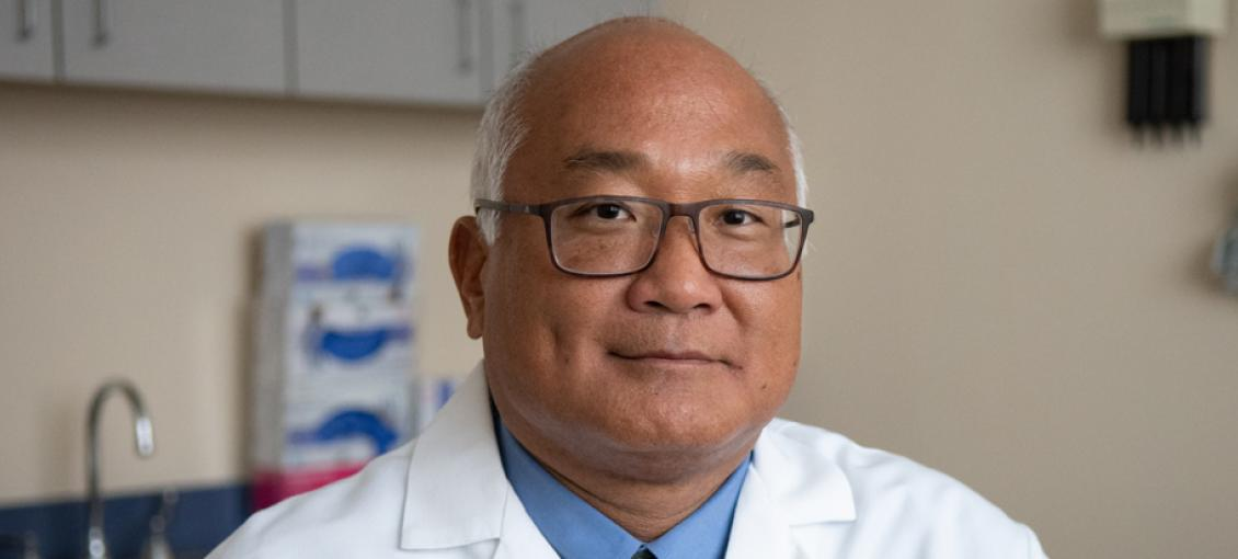 George Kim, Associate Professor of Medicine