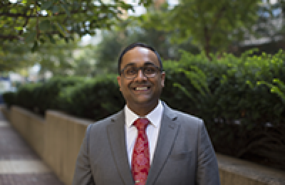 Sharad Goyal, MD, professor of radiology