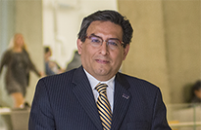Eduardo Sotomayor, MD, director of the George Washington University Cancer Center